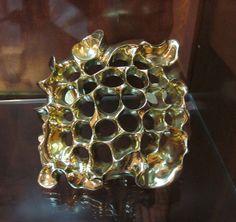 ≗ The Bee's Reverie ≗ Antoni Gaudí honeycomb door knob