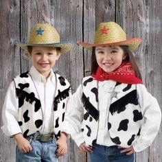 Kids Cowboy Costumes