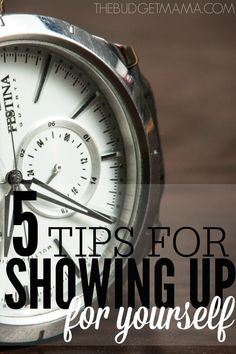 5 Tips for Showing U