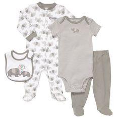 4-Piece Outfit Set