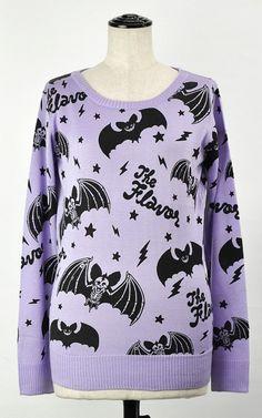 Listen Flavor bat jumper