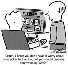 Las Vegas-based UltimatePoker.com launched the first legal, real-money poker website in the United States. Online gamblers around the world currently wager an estimated $35 billion each year, according to the American Gaming Association.