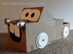Cardboard Mater Tutorial