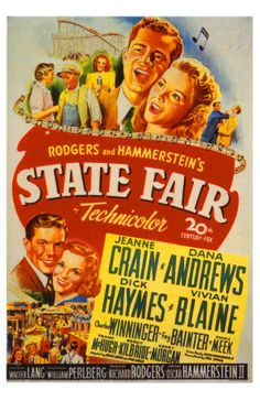 State Fair...love old musicals!