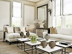 South Shore Decorating --coffee tables