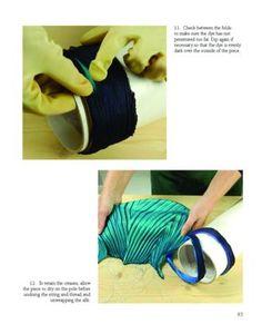 Shibori Designs & TechniquesShibori Designs & Techniques | Alt 2 shibori design