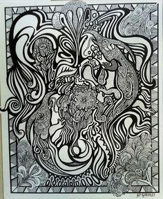 Lizards by Bernard Gormley
