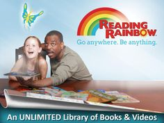 Hosted by LeVar Burton, the re-imagined Reading Rainbow app includes an unlimited library of children's books and video field trips. Free.