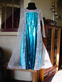 'Elsa' dress