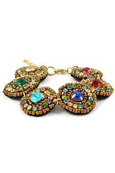 Crystal Andine Bracelet  