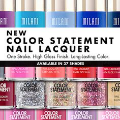 Milani Color Stateme