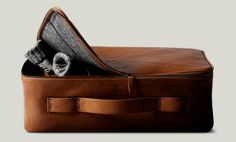 Carry-On Suitcase | Hard Graft