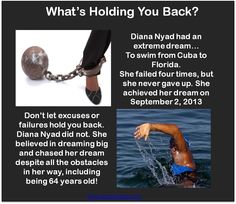 What's holding you back? Read accompanying blog post at http://ow.ly/oAVpc