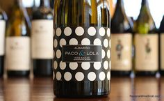 The Reverse Wine Snob: Paco & Lola Albarino 2013 - A Love Story. A wine (and a variety) that's easy to love. http://www.reversewinesnob.com/2014/07/paco-lola-albarino.html #wine #winelover