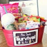 Teacher Survival Kit. Great teacher gift for Back to School!