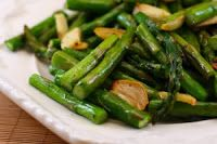 Kalyns Kitchen®: Roasted Asparagus with Garlic  [#SouthBeachDiet friendly from Kalyn's Kitchen]