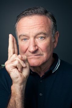 """""""Embrace Your Awesome: 7 Robin Williams Quotes"""". Robin Williams was a beautiful soul who brightened many lives. Rest in peace. Nanoo Nanoo Mork from Ork."""