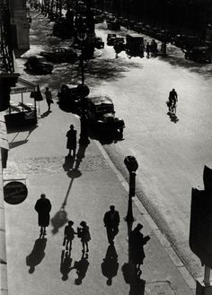 Franz Renson Le Grande Ville, 1940s