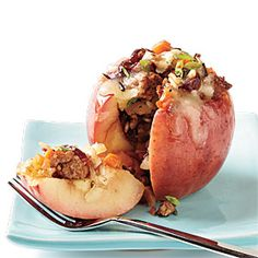 Savory Baked Apples | MyRecipes.com