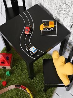 mommo design - IKEA HACKS - Lack table