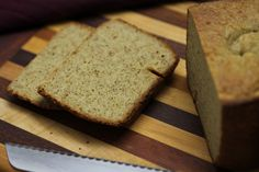 Yeast-Based Paleo Bread Revisited | The Paleo Mom --- (my original favorite)