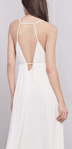 Love this dress for summer @Reformation