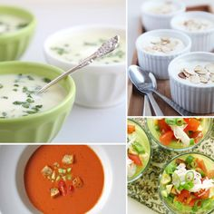 Yummy!! Chilled Soup Recipes!!!