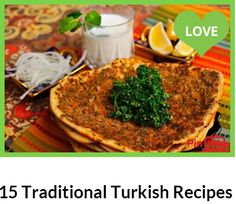 15 Traditional Turkish Recipes Check out at http://pinverts.com/...