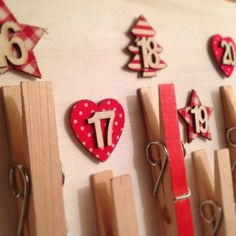 Homemade advent calendar :)
