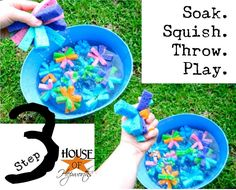 Pinner said: We made these last summer and they are super fun. Really, a blast. Within minutes our yard was packed with every kid in our neighborhood for an almighty splash down that lasted over an hour. Fun times.