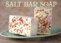 I LoVe Salt Soaps!!!