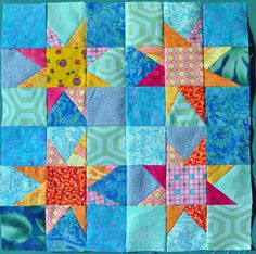 Stars ~ Four Patch