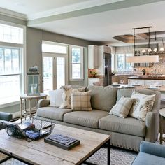 Rustic Living Room Design, Pictures, Remodel, Decor and Ideas - page 6