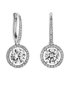 earrings that match my ring....   wedding jewelry????