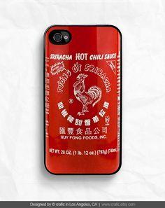 Sriracha.