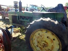 John Deere 4010 tractor salvaged for used parts. Call 877-530-4430 for the best selection of used ag parts. http://www.TractorPartsASAP.com