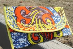ankara clutch, clutch collect