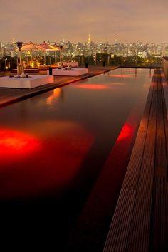 Sao Paulo - Hotel Unique