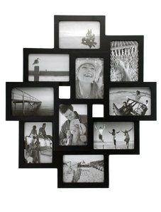 Amazon.com: Malden Crossroads 3D 10-Slot Collage Picture Frames for 3-1/2-by-5-Inch Images: Furniture & Decor
