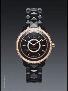 black & gold Dior watch ❤❤❤