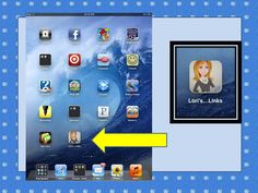 Customize Your Icons on Your iPad
