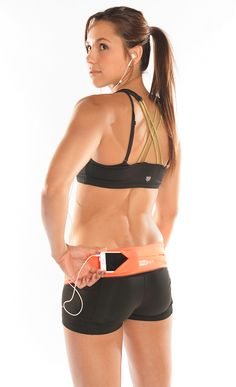 Get active!  Accessorize your workout with FlipBelt!