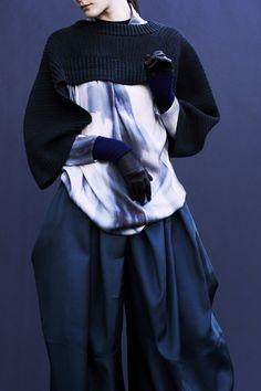 #so65 #nel blu dipinto di blu Zen Sevastyanova was shot by Billy Kidd.