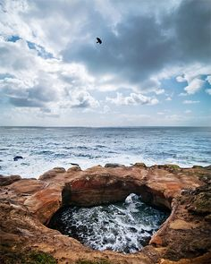 Devil's Punchbowl - Otter Rock, Oregon