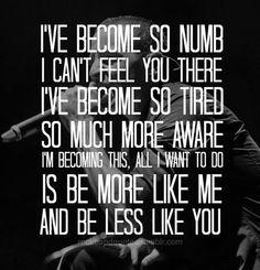 ''Numb'' Linkin Park