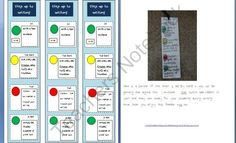 Step up to writing bookmark from traditionslaughter on TeachersNotebook.com (1 page) Excellent Step Up To Writing Resource for your students. Colorful.