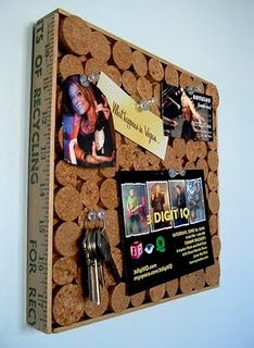 Cork board - I like this version!