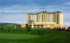 --Omni Interlocken Resort - Broomfield, Colorado.