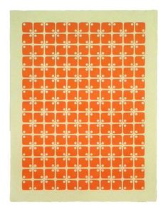 Letterpress Dice Print by Stukenborg