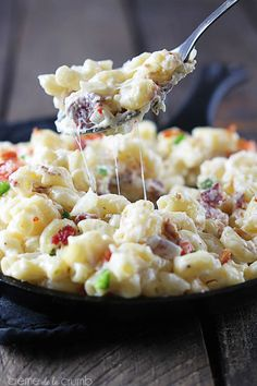 Pepperjack Bacon Mac n' Cheese